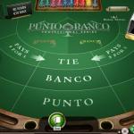 plaatje Punto Banco spel